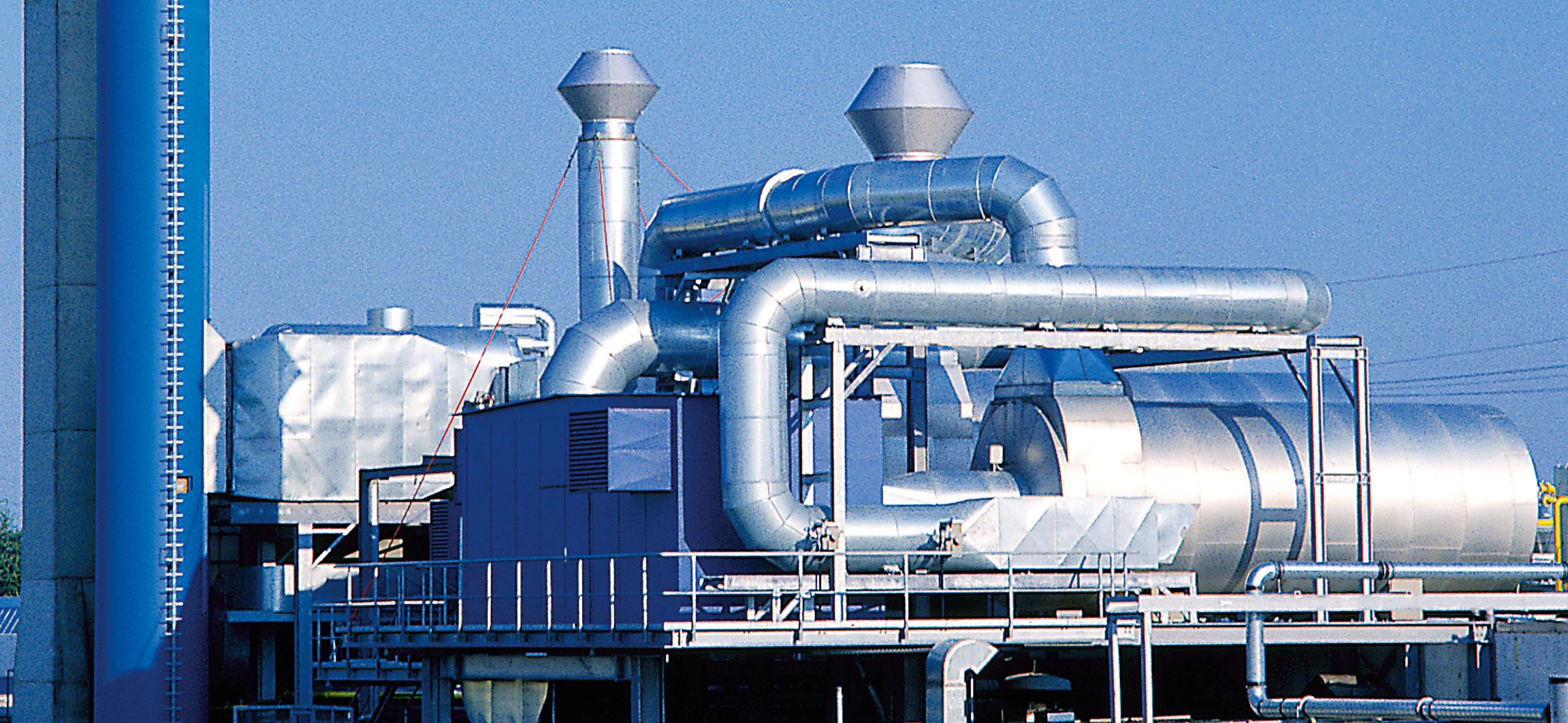 Anlagenbau Automatisierung Energie